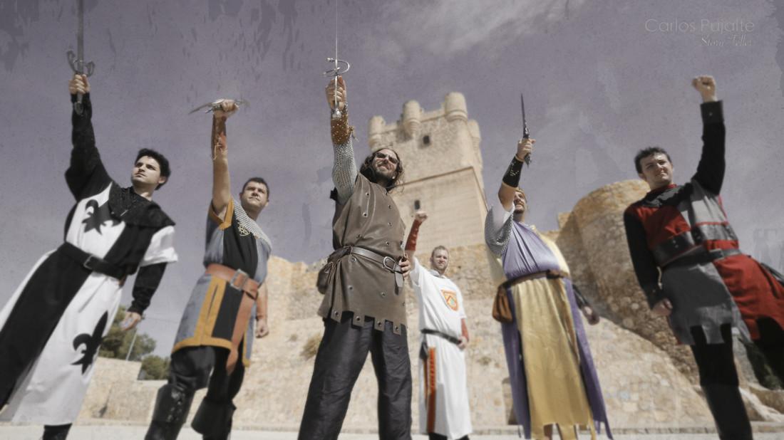 boda medieval carlos pujalte__